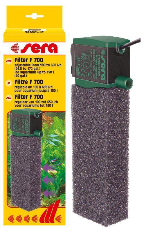 Фильтр для аквариума внутренний